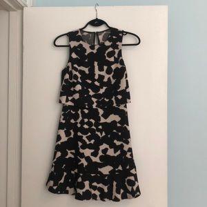 Banana Republic Print Dress
